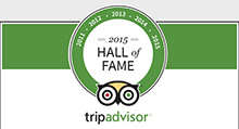 Tucson bed and breakfast  Tripadvisor hall of fame