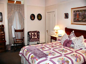 El Presidio Bed and Breakfast Quilt Room