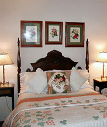 Bed and Breakfast Rooms